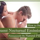 Nocturnal Emission Cure, Herbal Treatment for Ejaculation during Sleep