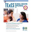 Texes Teacher Certification Test Prep: TExES Bilingual Education Supplemental (164) Book + Online (Paperback)