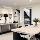 Heute zeigen wir Ihnen 20 moderne Designideen für Esszimmer, die …