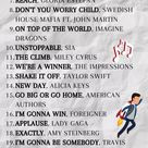 25 Motivating Songs About Success and Achievement