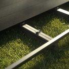 WPC Terrassen Komplett Set – Anthrazit 3x3m • KobraX Online Shop