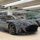 Aston Martin DBS Superleggera makes global debut in New Zealand