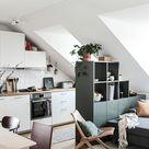 Grüner Raumtrenner: Mein neuer Alleskönner in der Wohnküche