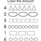 123 Worksheet and Activity Pack