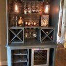 Building Corner Bar For Small Spaces   Home Bars
