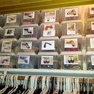 Shoe Storage Closets