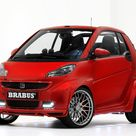 2012 Brabus Ultimate 120