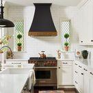 A Classic, Vintage Kitchen Design