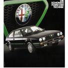 Alfa Romeo Sprint 1983 Veloce Quadrifoglio Verde Sportcoupé