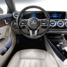 2019 Mercedes-Benz A-Class Sedan - Interior
