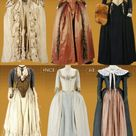 Outlander Costumes
