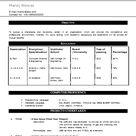 B Tech Computer Science Resume Sample
