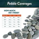 Southwest Boulder & Stone 0.25 cu. ft. 3 in. to 5 in. Roja Mexican Beach Pebble Smooth Round Rock for Gardens, Landscapes and Ponds-02-0282 - The Home Depot