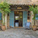 Mediterrane Einrichtung in wunderschöner Finca auf Mallorca   interiorwelt.de