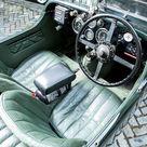 1934 Aston Martin 1½ Litre Mark II Short chassis Tourer  Chassis no. E4/438/S