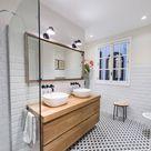 Bad in Weiß: 30 Ideen für eine moderne Badgestaltung