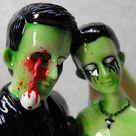 Zombie Wedding Cakes