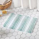 Ombre Oasis Bath Mat - Home Dynamix