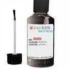 Audi A5 Lava Grey Code Lz7L Touch Up Paint Scratch Stone Chip Repair