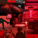 Red aesthetic ♥️