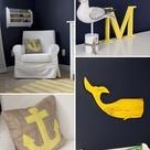 Nautical Theme Nursery