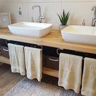 Waschtischplatten aus Holz anfertigen lassen in Gronau