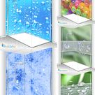 Wandverkleidung Badezimmer von mocano ®   Duschrückwände