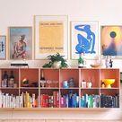 Interior Set Ideas - Gallery Wall Set