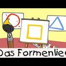 Das Formenlied    Kinderlieder zum Lernen