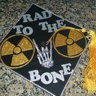 Graduation cap radiology