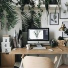 Mid-Century Mini Desk