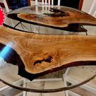 Extra Large Farmhouse Table, Long Farm Table, Custom Wood Table, Rustic Farmhouse Table, Kitchen Table, Barn Table, Modern Farmhouse Table