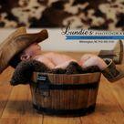 Newborn Cowboy