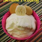Banana Pudding Desserts