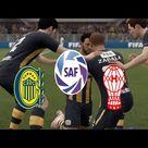FIFA20 Argentina Superliga Rosario Central vs CA Huracán LIVE FROM Estadio Gigante de Arroyito Round