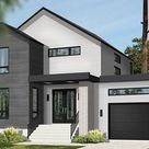 Affordable Scandinavian Style House Plan 6370: Sequoia 3