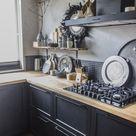 Dit zijn de mooiste donkere keukens uit onze Binnenkijkers