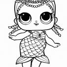 LOL Surprise Dolls Coloring Pages | Print Them for Free! All the Series