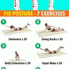 How to Straight body - Special exercises- Workout at home