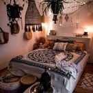 Boho Bedroom Ideas (How to Decor & Best Color for Bohemian Style)