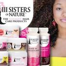 £0.99 GBP - Iii Sisters Of Nature Hair Care Products For Curly Hair-Full Range-Free Uk Post! #ebay #Fashion
