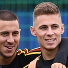 Who is Eden Hazard's brother? How Thorgan is stepping out of his sibling's shadow at Borussia Monchengladbach   Goal.com