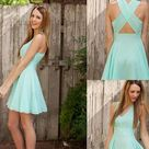 Blue Summer Dresses