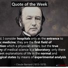 i3 Quote of the Week | i3 Consult | Integrated Intelligence for Healthcare