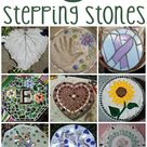 Kids Will Love Making These Personalized Garden Stepping Stones