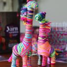 DIY KIDS YARN ART WITH ANN WILLIAMS - Les Petits Gazette