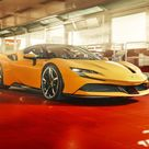 Ferrari SF90 Stradale 2019