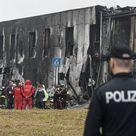 Milan Plane Crash: Eight Dead As Private Jet Hits Building