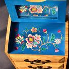 Painted Jewelry Boxes