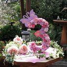 Flower Birthday Parties
